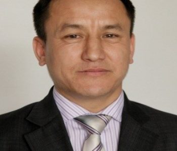 Жусупбеков Ербол Капарович